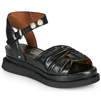 Pantofi Femei Sandale  Airstep / A.S.98 LAGOS NODE Negru