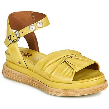 Pantofi Femei Sandale  Airstep / A.S.98 LAGOS NODE Galben