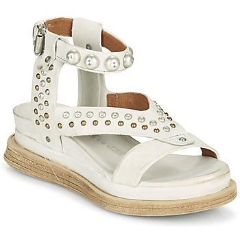 Pantofi Femei Sandale  Airstep / A.S.98 LAGOS STUD Gri / Bej