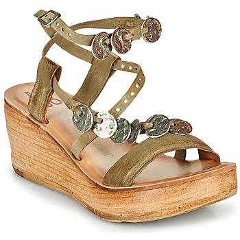 Pantofi Femei Sandale  Airstep / A.S.98 NOA Kaki