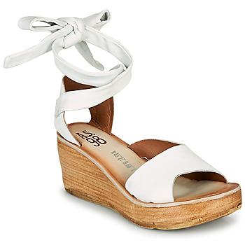 Pantofi Femei Sandale  Airstep / A.S.98 NOA LACE Alb
