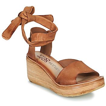 Pantofi Femei Sandale  Airstep / A.S.98 NOA LACE Camel