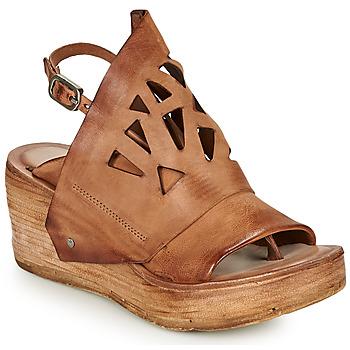 Pantofi Femei Sandale  Airstep / A.S.98 NOA GRAPH Camel