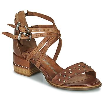Pantofi Femei Sandale  Airstep / A.S.98 MORAINE Camel