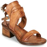 Pantofi Femei Sandale  Airstep / A.S.98 KENYA BUCKLE Camel