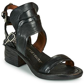 Pantofi Femei Sandale  Airstep / A.S.98 KENYA BUCKLE Negru
