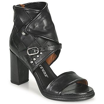 Pantofi Femei Sandale  Airstep / A.S.98 BASILE HIGH Negru