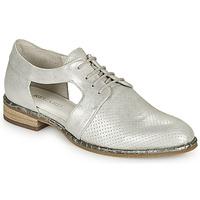 Pantofi Femei Pantofi Derby Regard GORBIO Argintiu