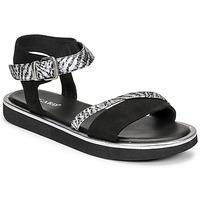 Pantofi Femei Sandale  Regard ANGERS Negru
