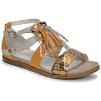 Pantofi Femei Sandale  Regard BASTIL2 Galben