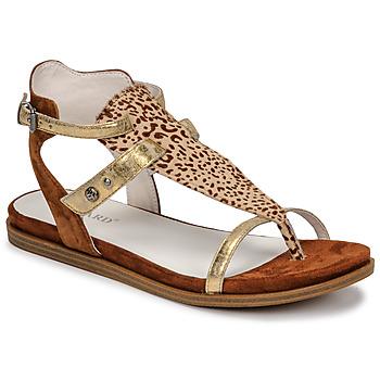 Pantofi Femei Sandale  Regard BAZUR2 Maro