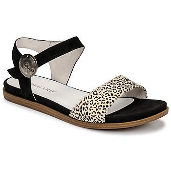 Pantofi Femei Sandale  Regard BERRY Negru