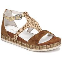 Pantofi Femei Sandale  Regard CASSIS Maro
