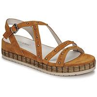 Pantofi Femei Sandale  Regard CLAIRAC Maro