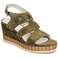 Pantofi Femei Sandale  Regard DOLLIS Kaki