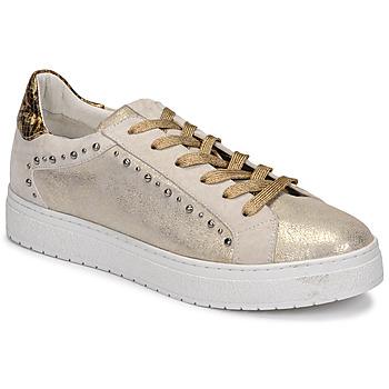 Pantofi Femei Pantofi sport Casual Regard HAVRES Auriu