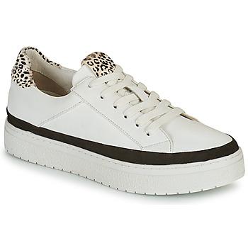 Pantofi Femei Pantofi sport Casual Regard HENIN Alb / Negru