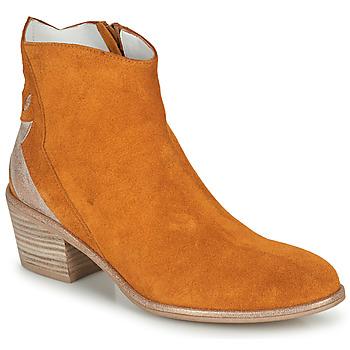 Pantofi Femei Ghete Regard NEUILLY Maro