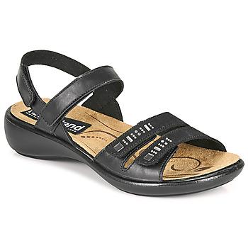 Pantofi Femei Sandale  Romika Westland IBIZA 86 Negru