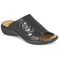 Pantofi Femei Papuci de vară Romika Westland IBIZA 117 Negru