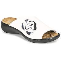 Pantofi Femei Papuci de vară Romika Westland IBIZA 117 Alb