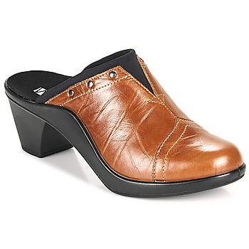 Pantofi Femei Papuci de vară Romika Westland ST TROPEZ 271 Maro