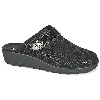 Pantofi Femei Papuci de casă Romika Westland GINA 110 Negru