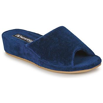 Pantofi Femei Papuci de casă Romika Westland MARSEILLE Albastru