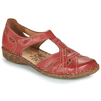 Pantofi Femei Sandale  Josef Seibel ROSALIE 29 Roșu