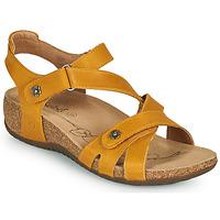 Pantofi Femei Sandale  Josef Seibel NATALYA 11 Galben