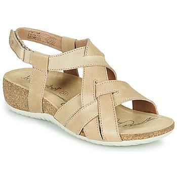 Pantofi Femei Sandale  Josef Seibel NATALYA 16 Bej