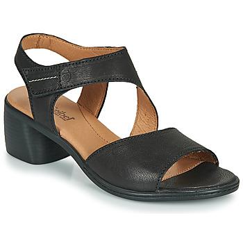 Pantofi Femei Sandale  Josef Seibel JUNA 02 Negru