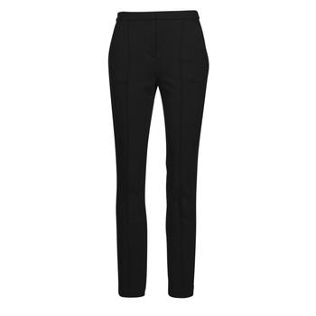 Îmbracaminte Femei Pantalon 5 buzunare Karl Lagerfeld SUMMERPUNTOPANTS Negru