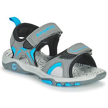 Pantofi Copii Sandale  Kangaroos K-MONT Gri / Albastru
