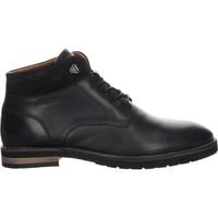 Pantofi Bărbați Ghete Salamander Vasco-Aw Flats Black