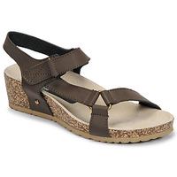 Pantofi Femei Sandale  Spot on F10716 Maro