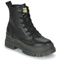 Pantofi Femei Ghete Buffalo ASPHA RLD Negru