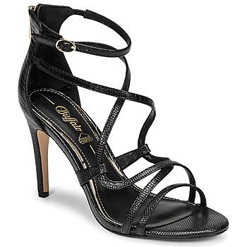 Pantofi Femei Sandale  Buffalo MERCY 2 Negru