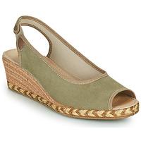 Pantofi Femei Espadrile Damart 43775 Kaki