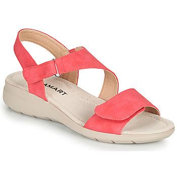 Pantofi Femei Sandale  Damart 67808 Roșu