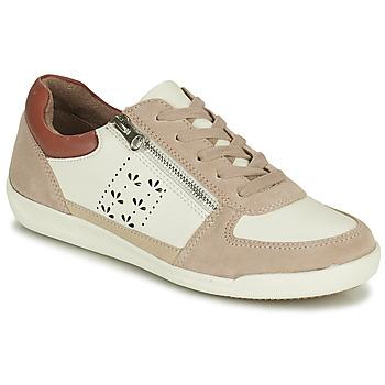 Pantofi Femei Pantofi sport Casual Damart 68010 Alb