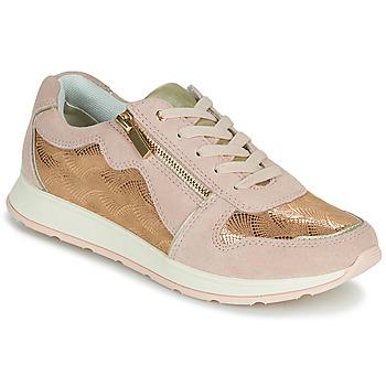 Pantofi Femei Pantofi sport Casual Damart 64823 Crem