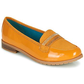 Pantofi Femei Mocasini Damart 64847 Maro