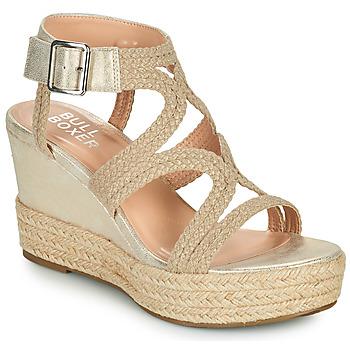 Pantofi Femei Sandale  Bullboxer 175030F2S Bej