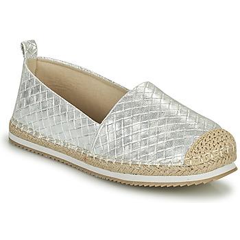 Pantofi Femei Espadrile Bullboxer 186000F4S Argintiu