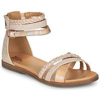 Pantofi Fete Sandale  Bullboxer ALM013F1S-ROGO Roz