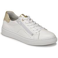 Pantofi Fete Pantofi sport Casual Bullboxer AOP000E5L-WHPN Alb