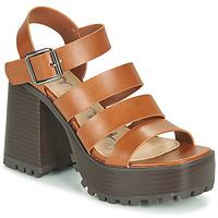 Pantofi Femei Sandale  Emmshu DITA Coniac