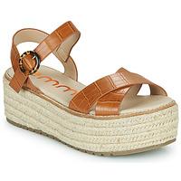 Pantofi Femei Sandale  Emmshu NESA Coniac