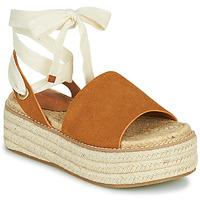 Pantofi Femei Sandale  Emmshu SEARA Coniac